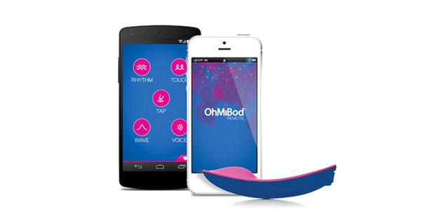 OhMiBod Blue Motion